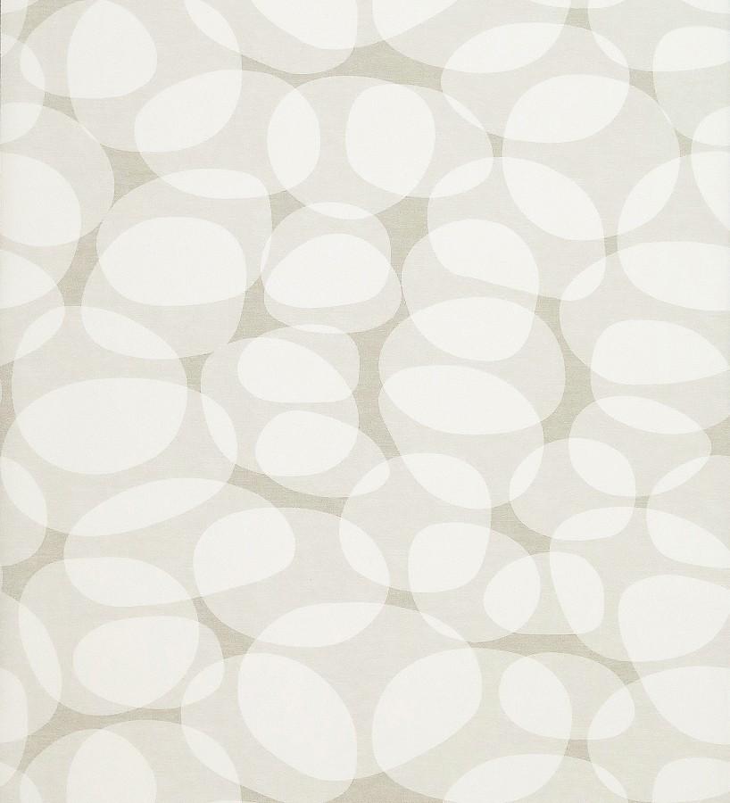 Papel pintado minimalista con piedras feng shui tanouk for Papel pintado piedra gris