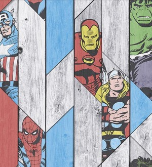 Papel pintado Strong Heroes 120078 Strong Heroes 120078