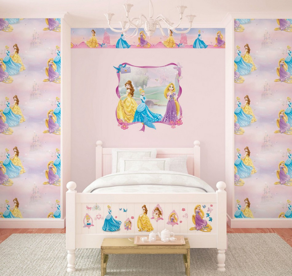 Papel pintado Princess Castle 120087 Princess Castle 120087