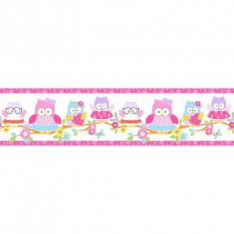 Cenefa Owls Family 120106 Owls Family 120106