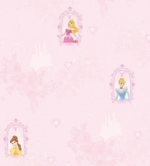 Papel pintado Princess Friends 120134 Princess Friends 120134