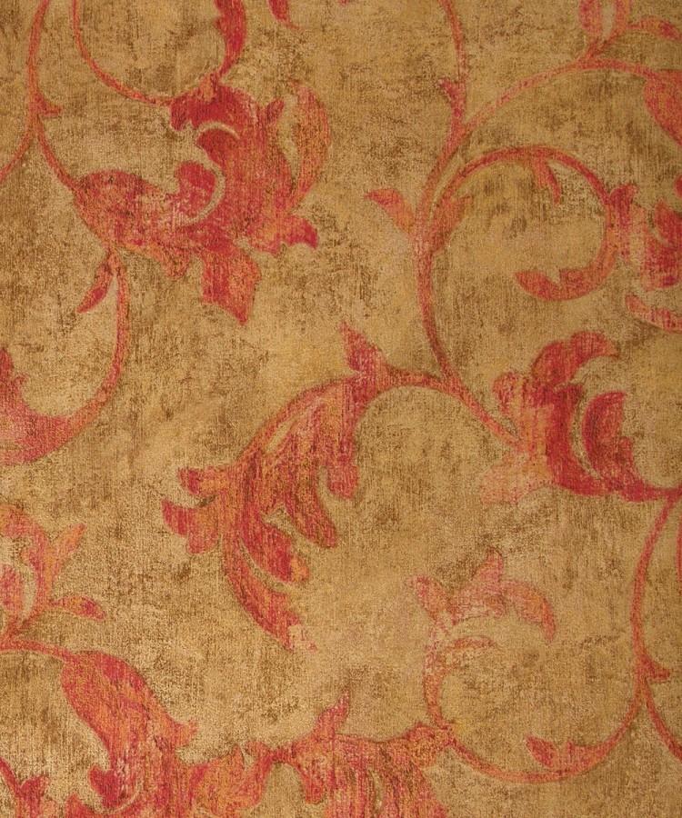 Papel pintado barroco moderno vin lico romeo 121469 - Papel pintado barroco ...
