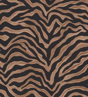 Papel pintado cebra imitación piel de animal Kinsasa 120961