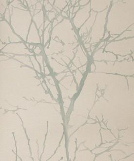Papel pintado bosque de árboles estilo nórdico Forest Park 121018