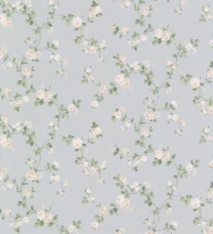 Papel pintado flores pequeñas estilo vintage Giardino Veneziano 121219