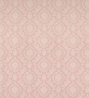 Papel pintado damasco clásico fondo rosa Palace Park 121230