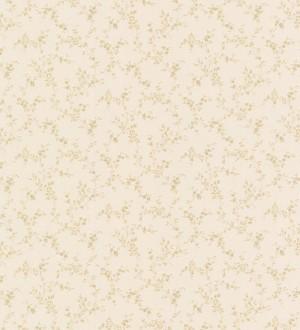 Papel pintado clásico flores pequeñas Jardin Parisien 121237