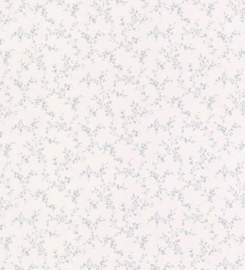 Papel pintado clásico flores pequeñas Jardin Parisien 121240
