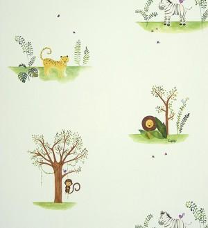 Papel pintado Casadeco Alice et Paul AEP 2808 73 19   28087319