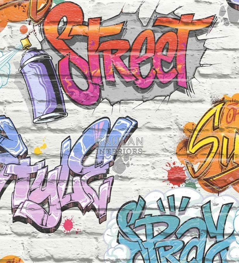 Papel pintado Exclusivas Sancho Free Style - L17905