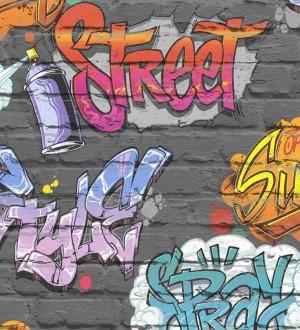 Papel pintado Grupo Parati Free Style - L17901