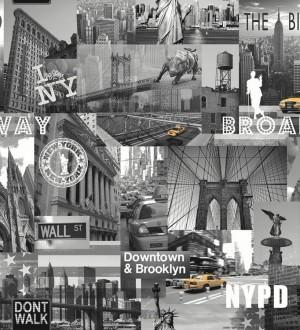 Papel pintado New York Motion 122450 New York Motion 122450