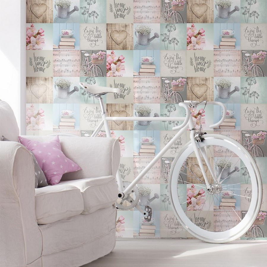 Papel pintado Sweet Home 122456 Sweet Home 122456