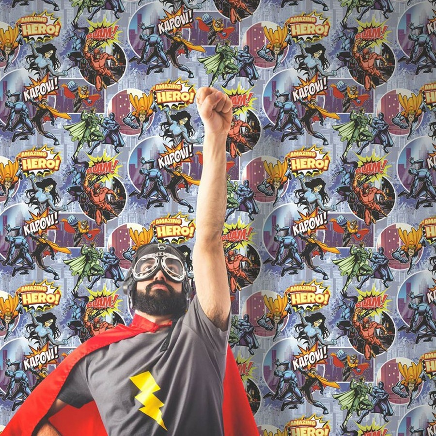 Papel pintado Amazing Comic 122487 Amazing Comic 122487