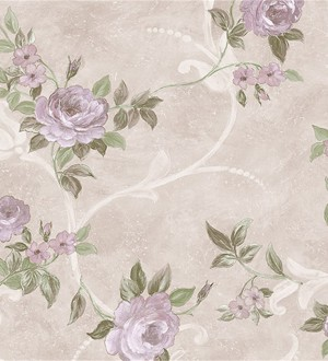 Papel pintado con flores vingate grandes Florence Gardens 123143