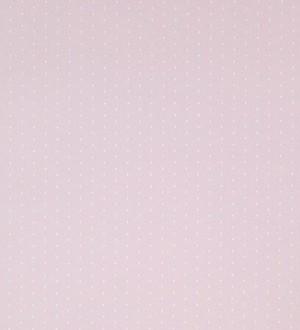 Papel pintado topitos románticos infantiles fondo rosa claro Little Things 232131