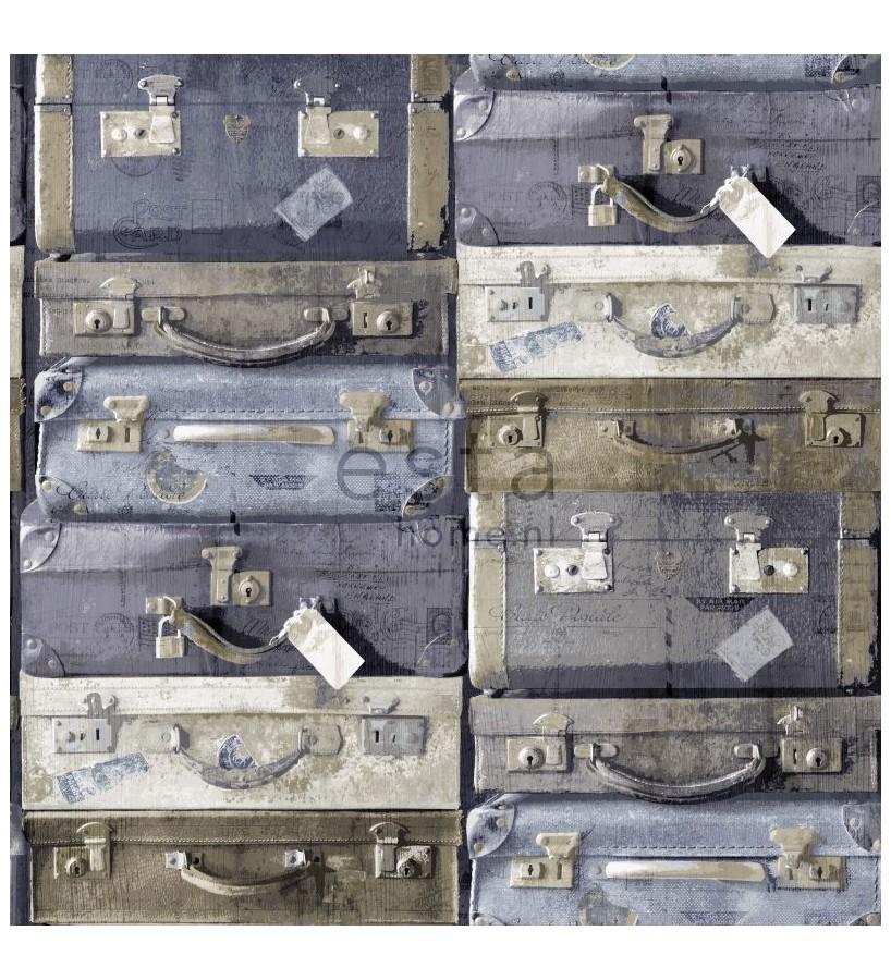 Papel pintado Esta Home Vintage Rules 138215
