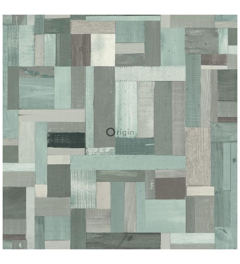 Papel pintado Origin Matieres Wood 337225