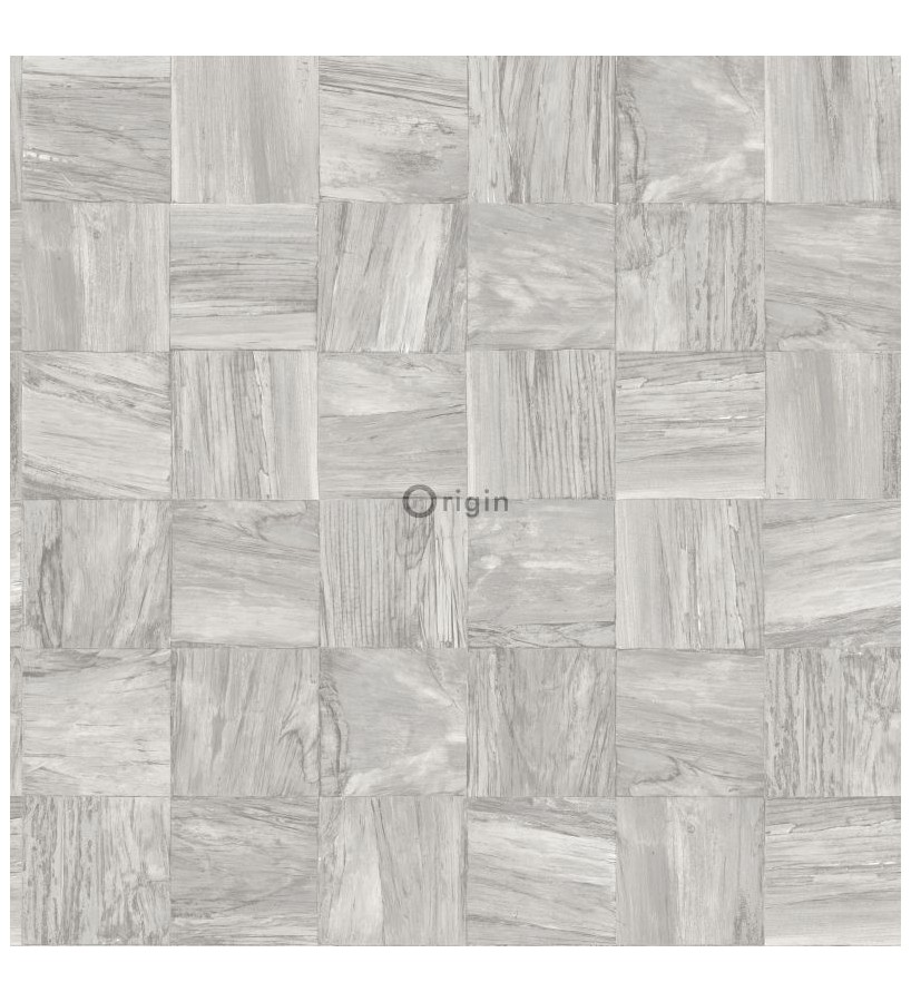 Papel pintado Origin Matieres Wood 347518