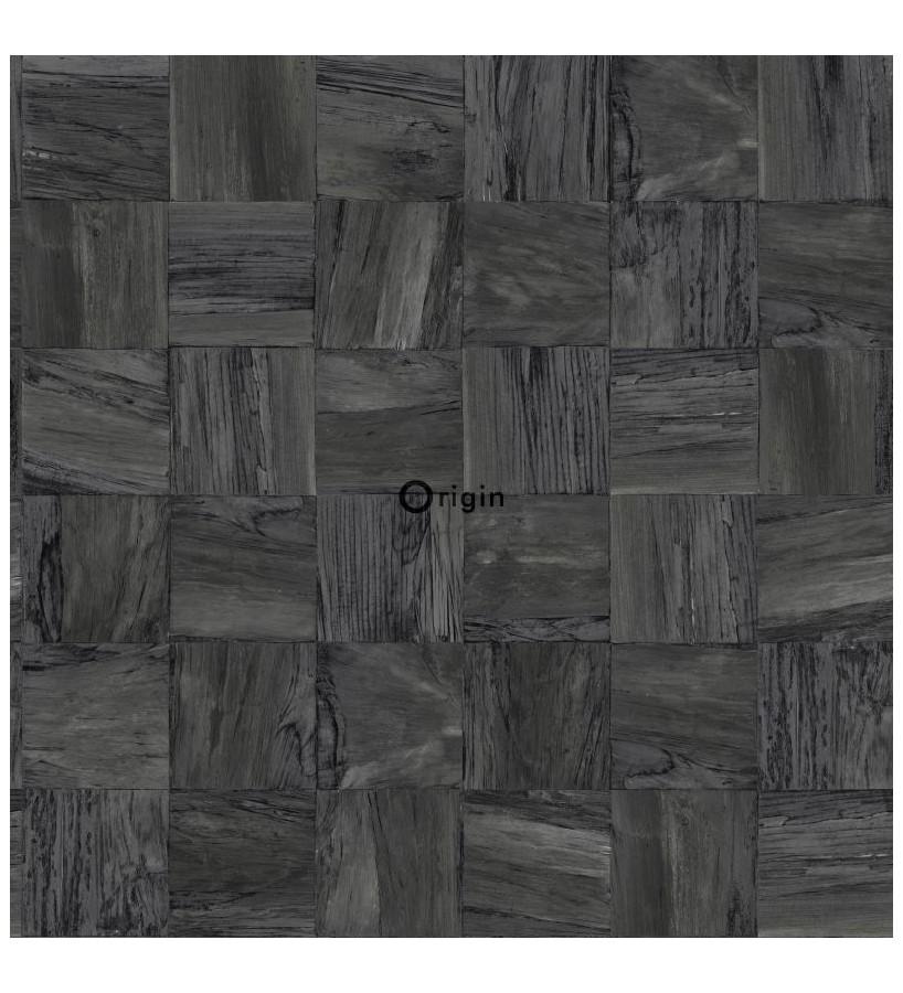 Papel pintado Origin Matieres Wood 347520