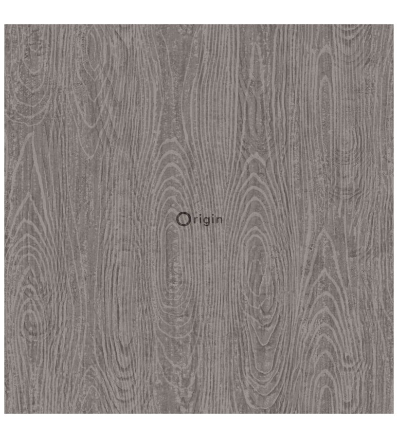 Papel pintado Origin Matieres Wood 347556