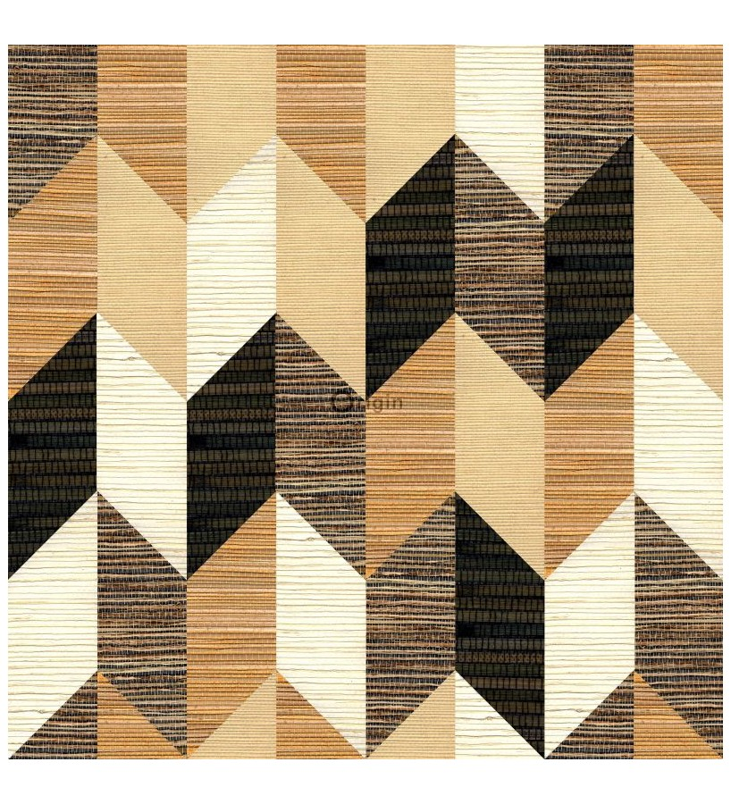 Papel pintado Origin Matieres Wood 357214