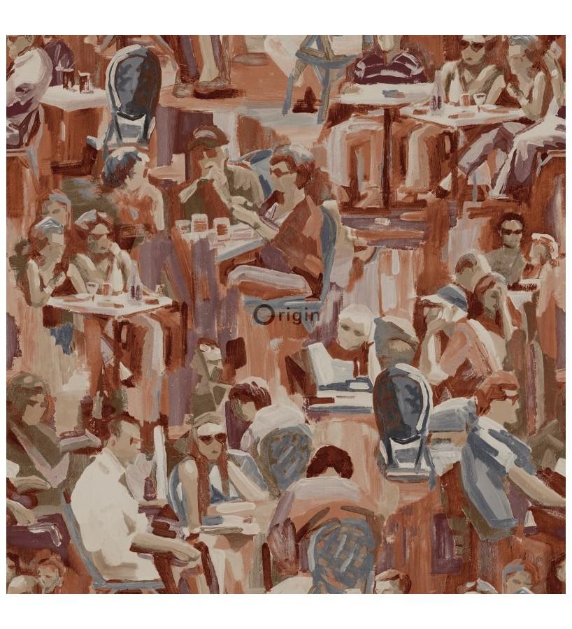 Papel pintado Origin Wunderkammer 347420