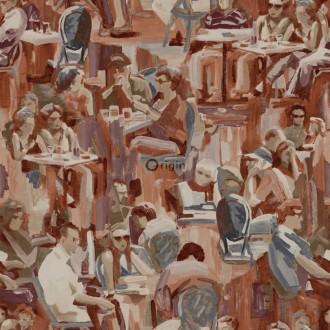 Papel pintado Origin Wunderkammer