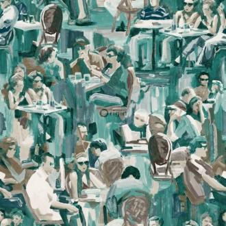 Papel pintado Origin Wunderkammer 347422