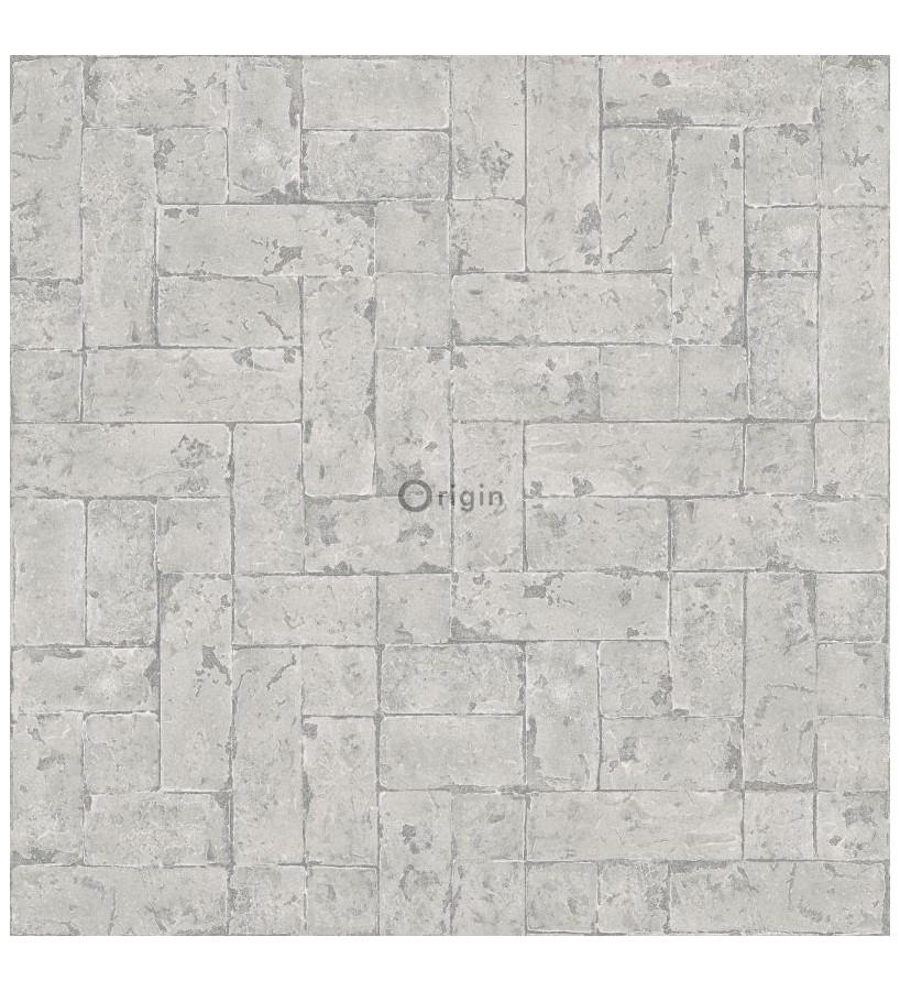 Papel pintado Origin Matieres Stone 347570