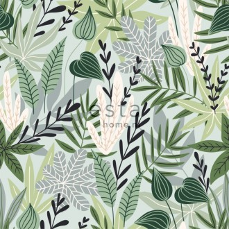 Papel pintado Esta Home Jungle Fever 158894