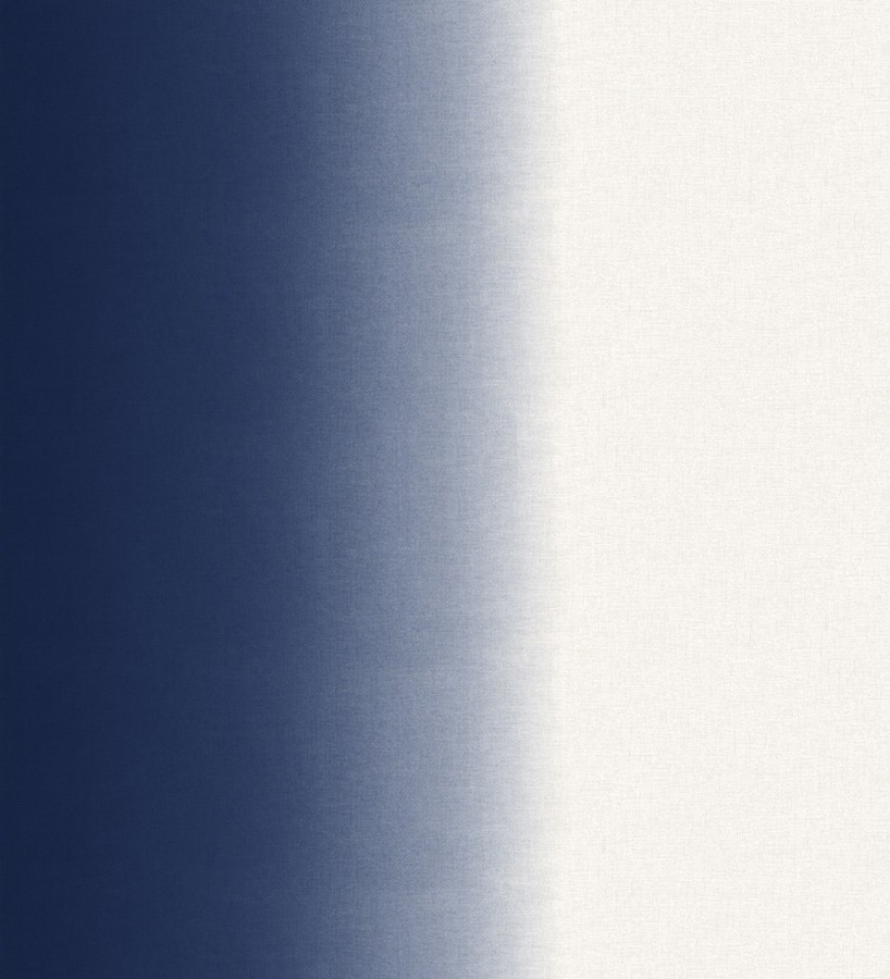 Papel pintado rayas anchas difuminadas tonos azul marino Astrid Colours 676893