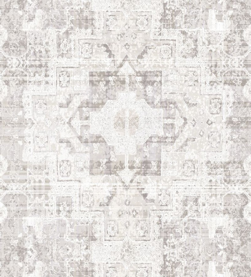Papel pintado mosaico étnico estilo boho Boho Etnik 676901