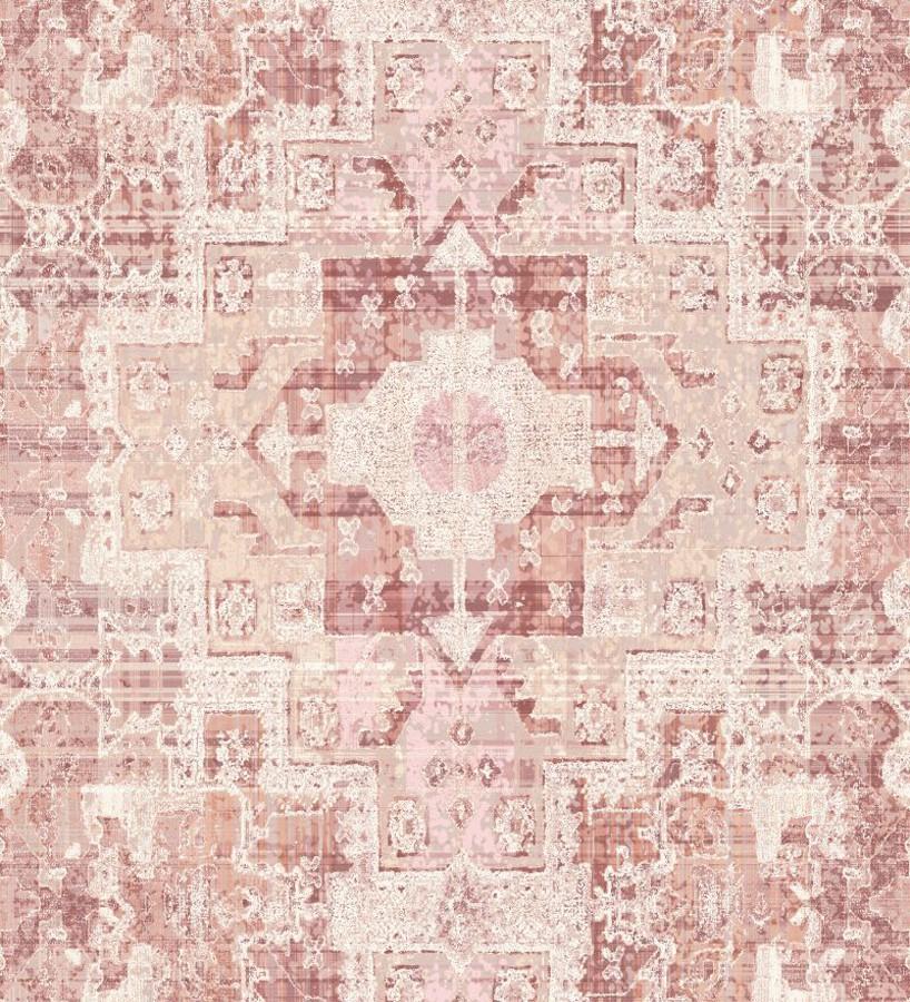 Papel pintado mosaico étnico estilo boho Boho Etnik 676903
