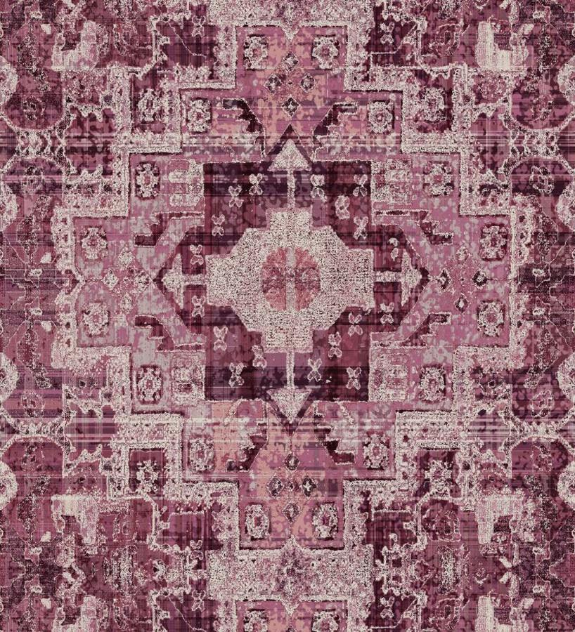 Papel pintado mosaico étnico estilo boho Boho Etnik 676904