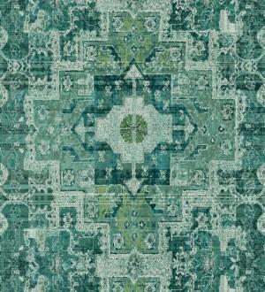 Papel pintado mosaico étnico estilo boho Boho Etnik 676906