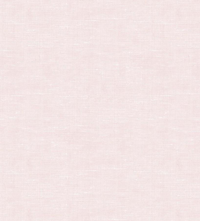 Papel pintado liso imitación textil Boho Fabric 676939