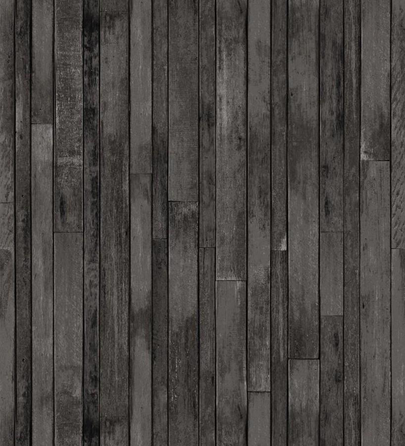 Papel pintado listones de madera pequeños estilo nórdico Algarve Beach 677063