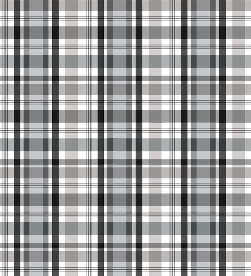 Papel pintado cuadros escoceses Goodman 677069