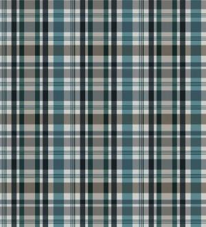 Papel pintado cuadros escoceses Goodman 677070