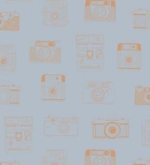 Papel pintado cámaras de fotos estilo vintage Vintage Pics 677192