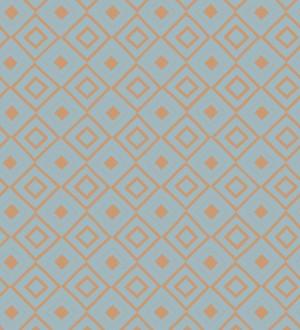 Papel pintado geométrico moderno Megan Chic 677196