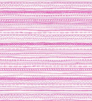 Papel pintado rayas desiguales estilo chic Chic Love 677213