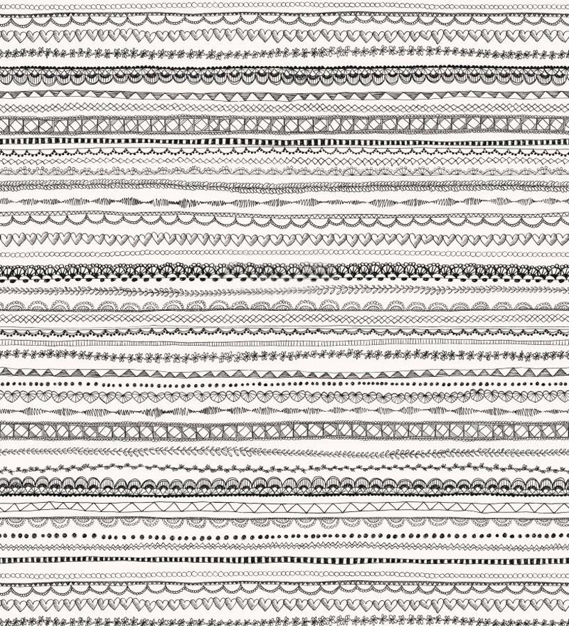 Papel pintado rayas desiguales estilo chic Chic Love 677214