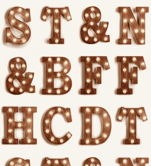 Modern Torch Letters 677223