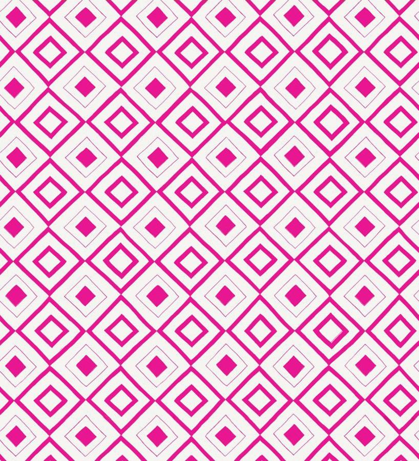 Papel pintado geométrico moderno Megan Chic 677235