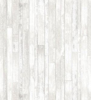 Papel pintado listones de madera pequeños estilo nórdico Algarve Beach 677255