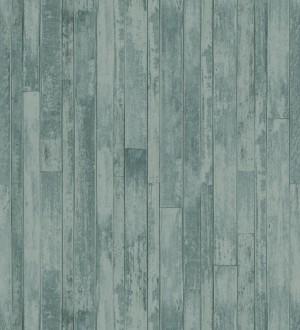 Papel pintado listones de madera pequeños estilo nórdico Algarve Beach 677258