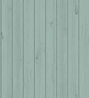 Papel pintado listones de madera estilo nórdico Sintra Wood 677270