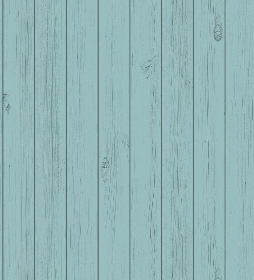 Papel pintado listones de madera estilo nórdico Sintra Wood 677273